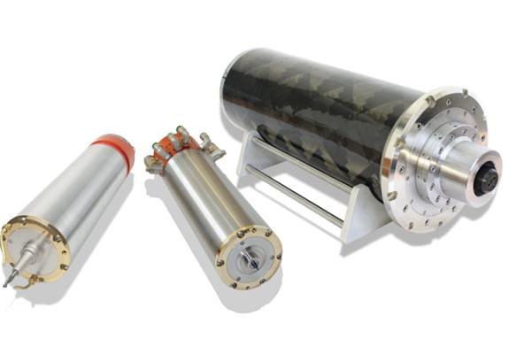 Ultrapräzise Werkzeugmotorspindeln